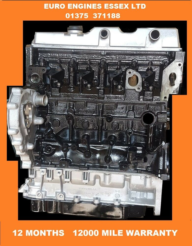 ford transit connect 1 8 diesel engine ebay