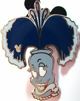 HIDDEN MICKEY Disney Pin FLOWER SPOUT World Of Color CAST Blue SHIPPING DISCOUNT