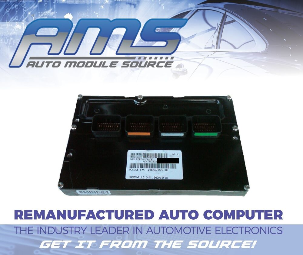 Chrysler 300 300M Engine Computer ECM ECU PCM TCM