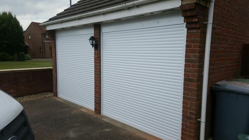 Electric remote control roller shutter garage door made to - Electric window shutters interior ...