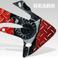 2004-2012 Honda CRF 250X Graphics KIt MX Decal Sticker GEARS deco decal 05 06 11