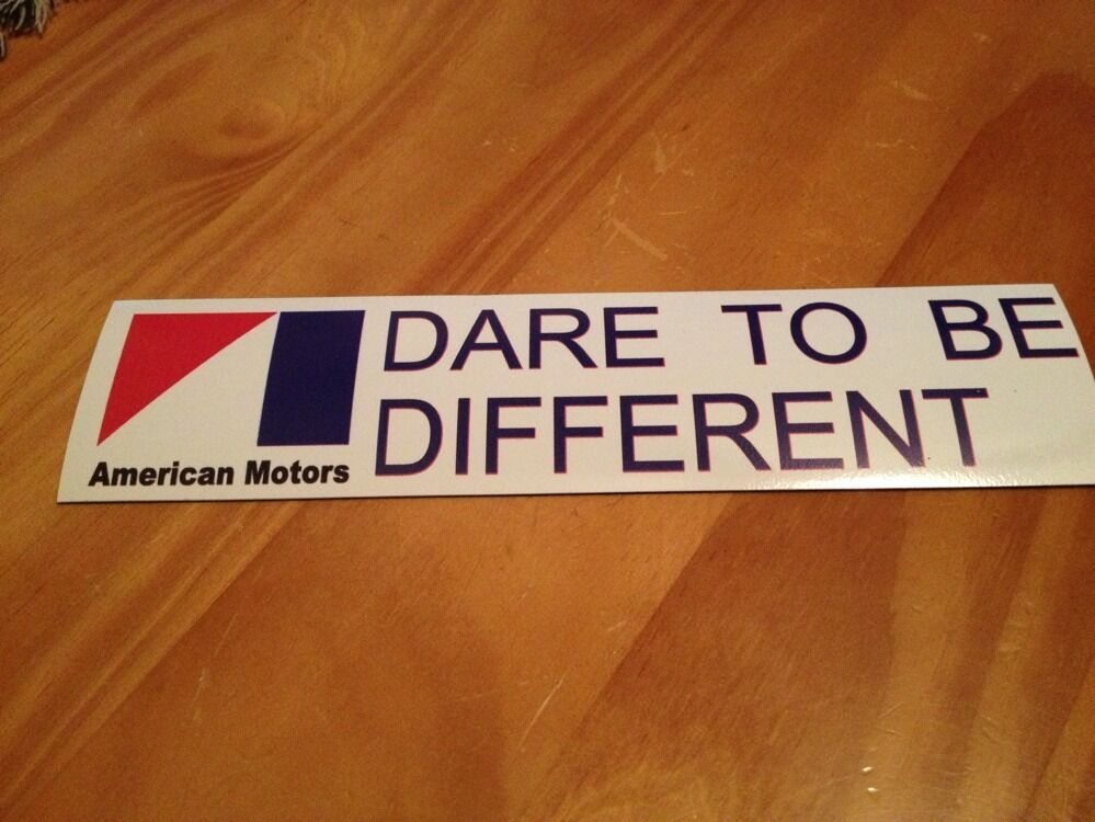 Dare To Be Different Car Parts