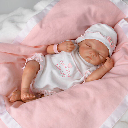 So Truly Real Tiny Miracle Blessing Early Arrivals Newborn