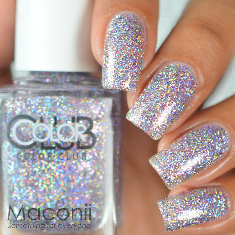 Shimmer And Sparkle Nail Polish: Color Club Sugarplum Fairy
