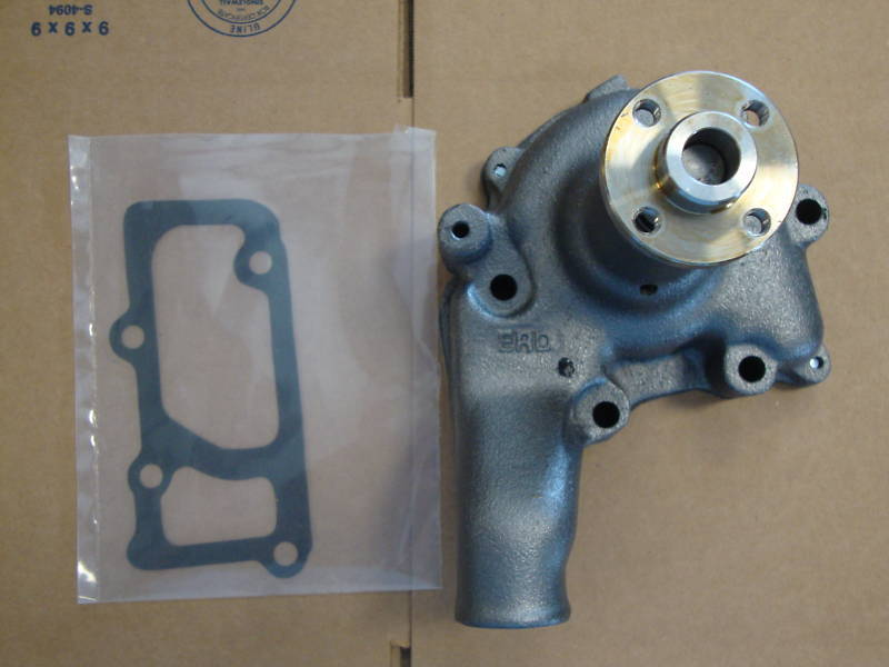 Oliver Tractor Air Pump : White oliver moline tractor bolt water pump  ebay