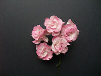 Curly Roses  - Ideal for scrapbooking/Cardmaking