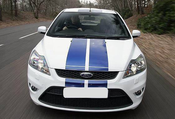 2012 2013 Ford Focus St 8 Quot Plain Rally Stripes Stripe