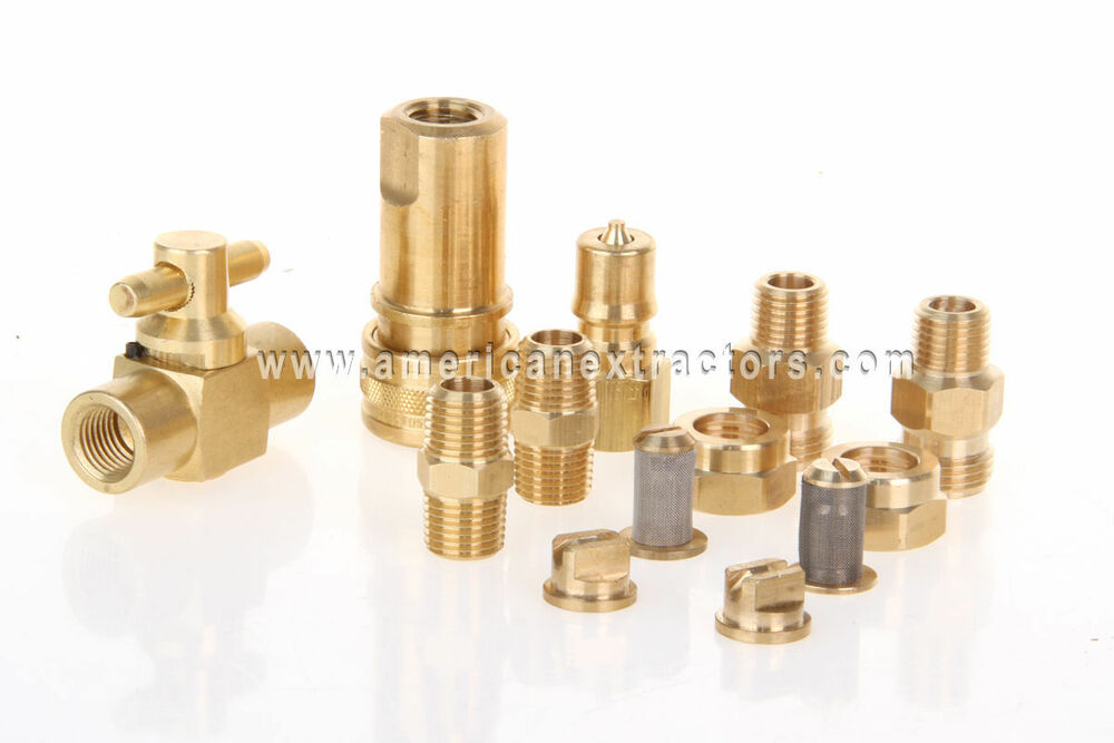 Carpet Cleaning Wand Repair Parts Foster Valve Qd Nozzle