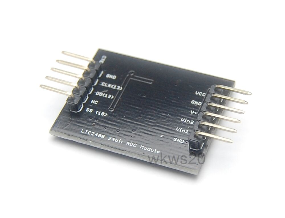 Ltc bit analog to digital converter adc module temp