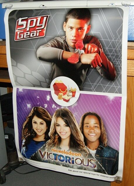 Victorious | McDonald's Wiki | Fandom powered by Wikia |Victorious Happy Meal Toy
