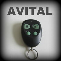 AVITAL REPLACEMENT  KEYLESS ENTRY REMOTE TRANSMITTER CLICKER  KEY FOB EZSDEI476