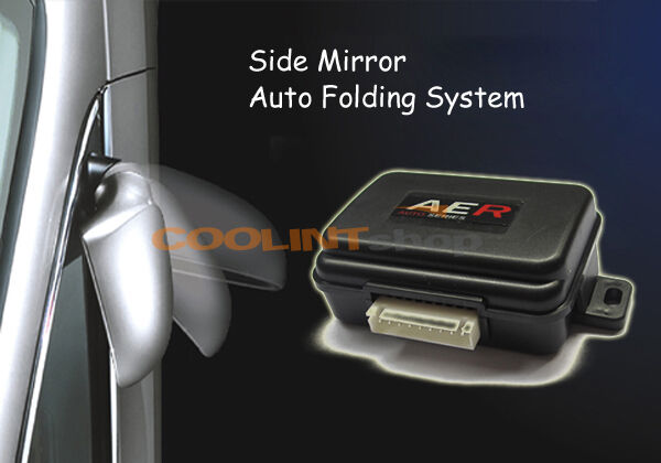 Universal Smart Vehicle Side Mirror Auto Folding