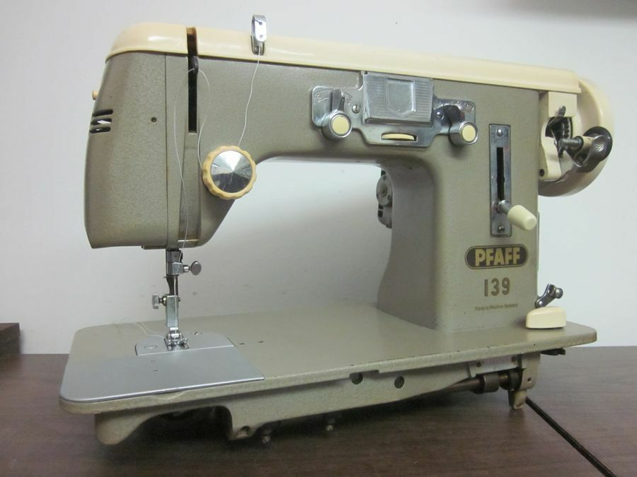 pfaff 139 sewing machine