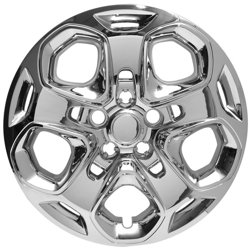 NEW 2010 2011 2012 Ford FUSION Hubcap Wheelcover CHROME 17 ...