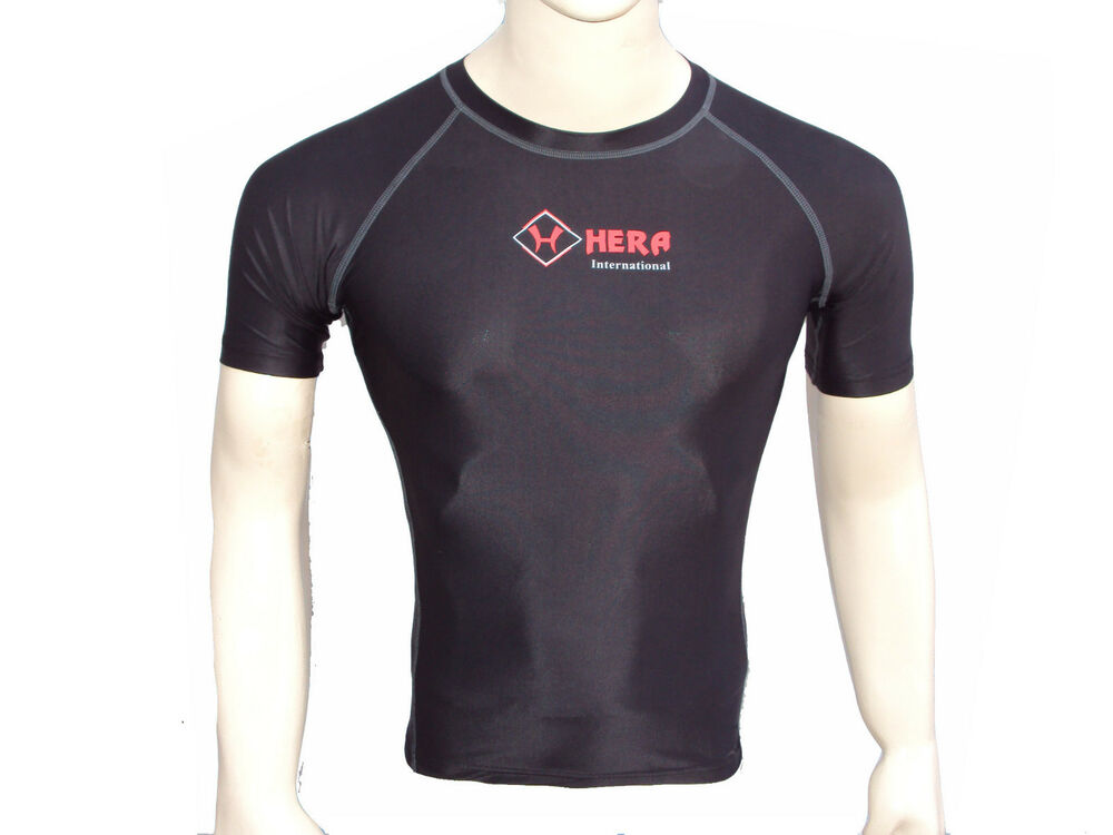 Mens Compression Base Layer Shirt Under Armour Sleeve Skin