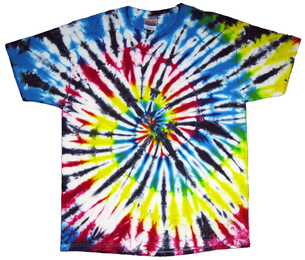Spiral Tie Dye With 1 Color Bitcointalk 2give
