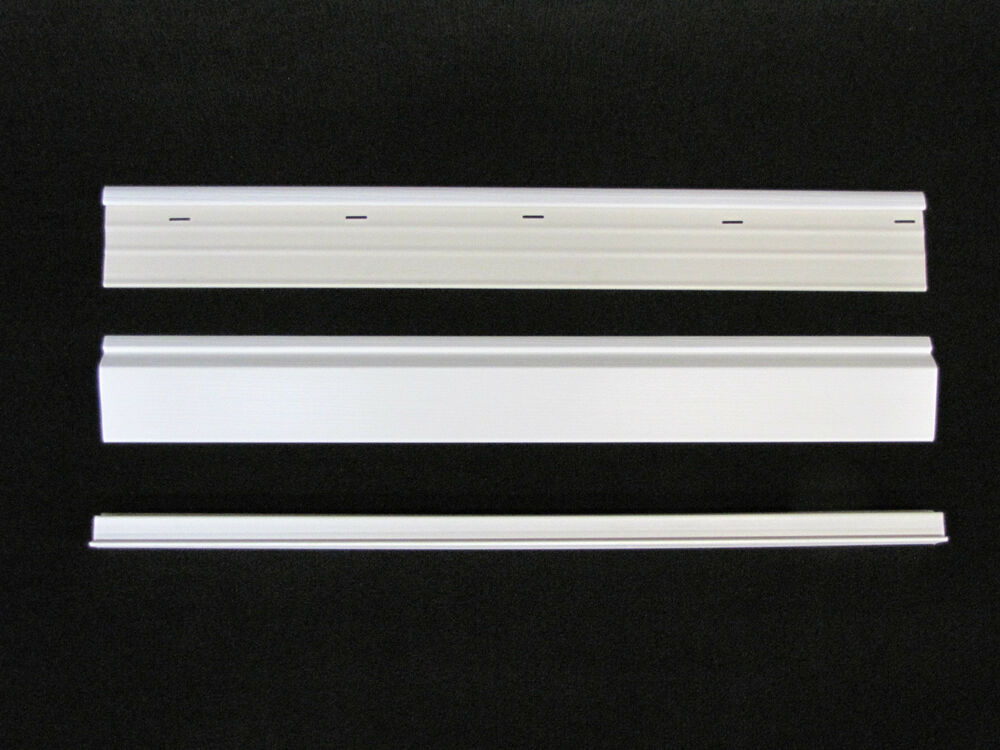 Mobile Home Skirting Trim Rails Upper Amp Lower Track