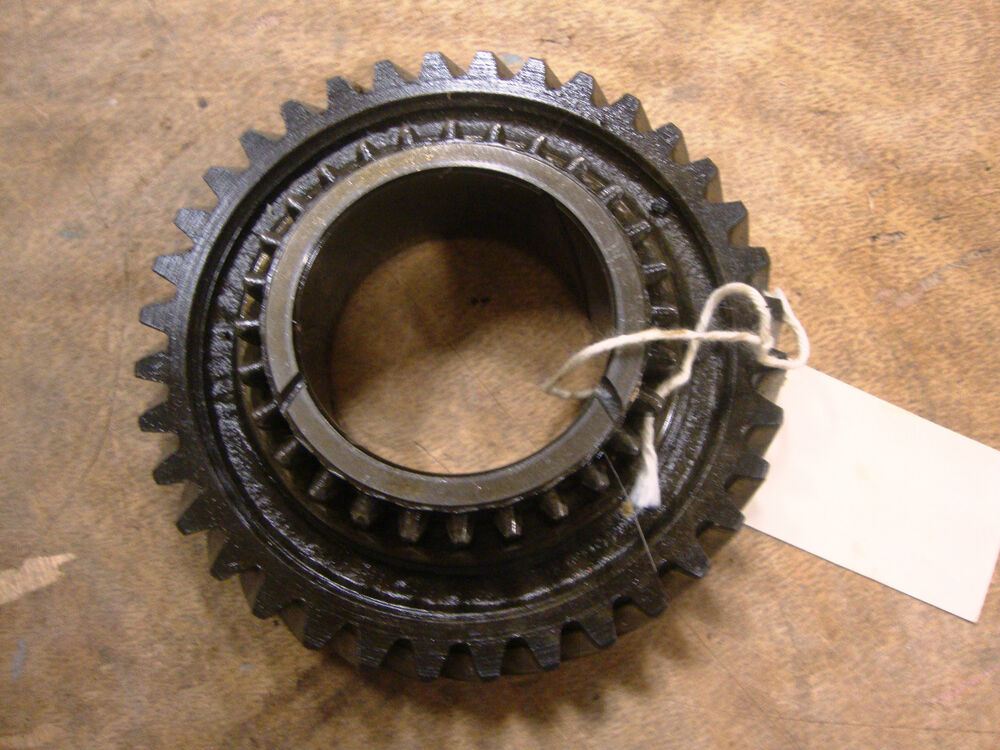 Old Tractor Transmission Gears : Naa ford tractor transmission th speed