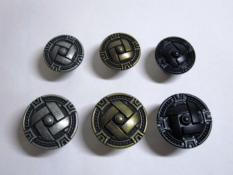 round kitchen cabinet knobs drawer pulls cupboard hardware 2 sizes t001 ebay. Black Bedroom Furniture Sets. Home Design Ideas