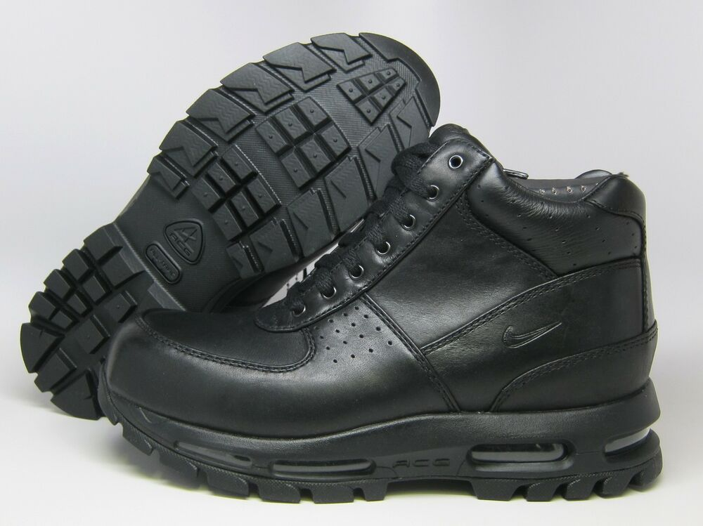 new nike air max goadome acg waterproof boots 865031 009