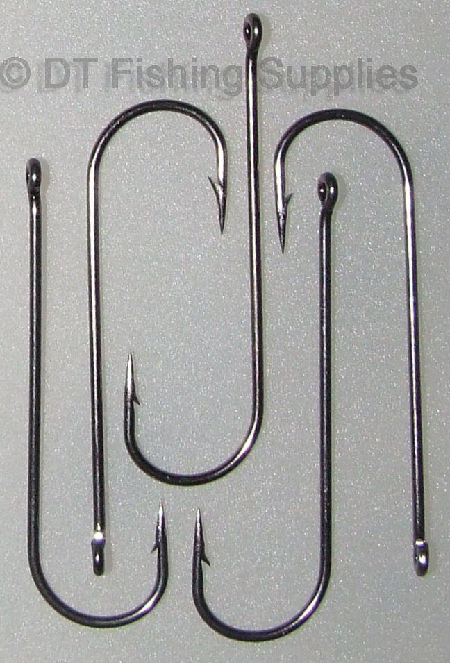 Aberdeen sea fishing hooks all sizes 4 to 6 0 in qty 39 s 10 for Fish hook sizes