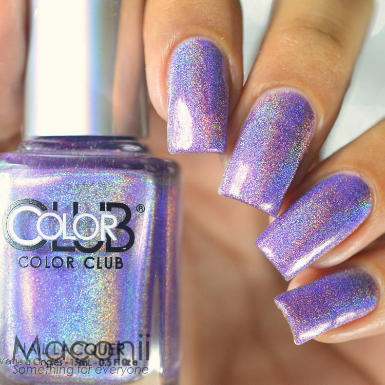 Who Sells Color Club Nail Polish: Halo Hues Dark Purple