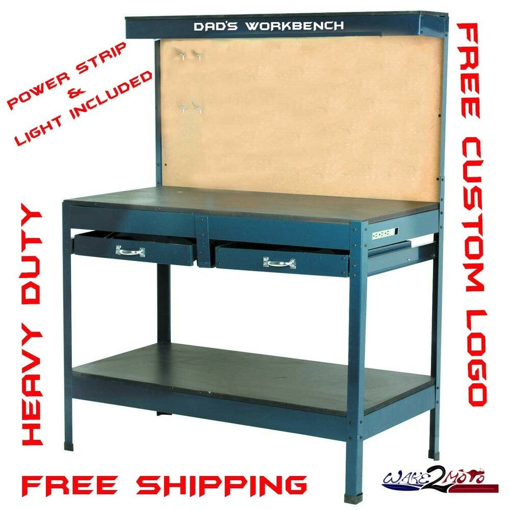 Garage Work Bench Table Reloading Machine Shop Similar