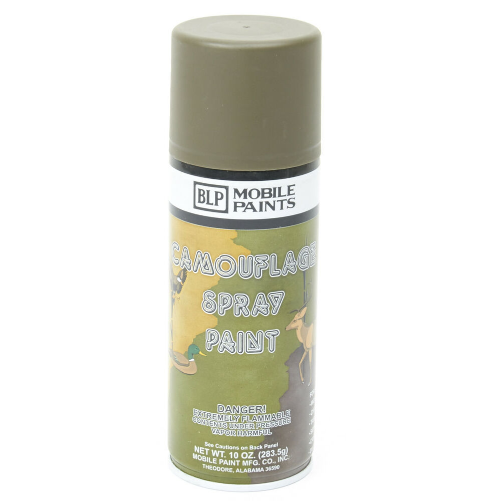 wwii military type olive drab blp camouflage spray paint 123 49. Black Bedroom Furniture Sets. Home Design Ideas