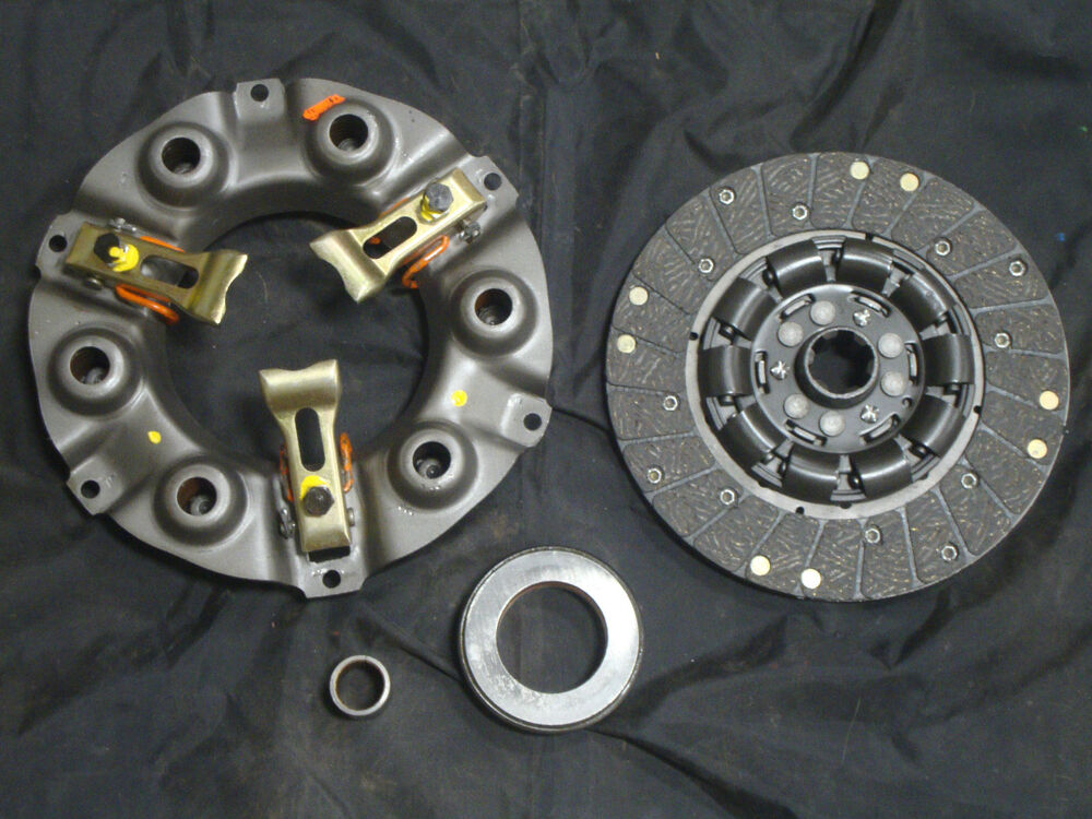 Tractor Clutch 124306 : Case international farmall tractor reman clutch kit quot