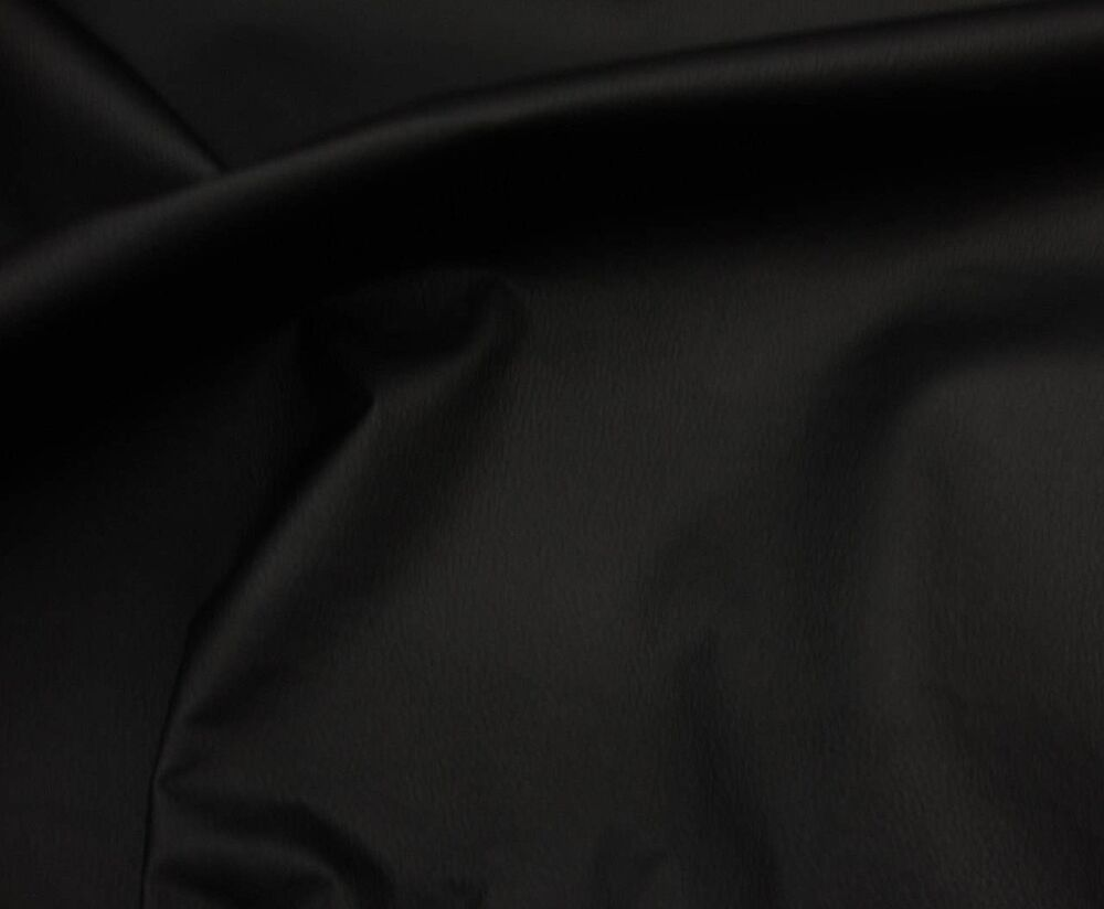 Black Leather Fabric Texture Black Champion Faux Vinyl