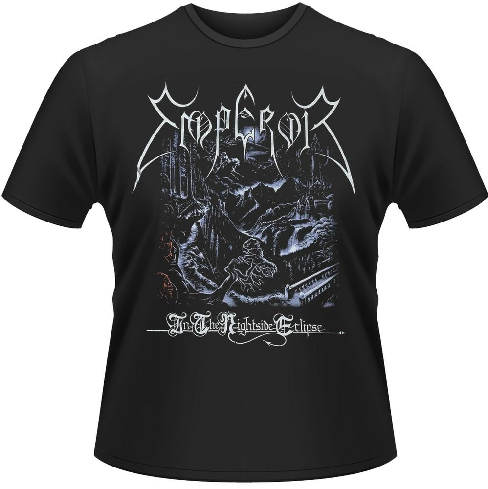 Emperor quot in the nightside eclipse quot t shirt new amp official ebay
