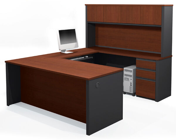 Bestar Prestige + U Computer Desk With Hutch In Bordeaux. Kids Desk With Attached Chair. Murphy Bed Desk Toronto. Dog Grooming Tables For Sale. Wood Desk Chair. White Desk With Storage. Wood Bunk Bed With Desk. David Letterman Desk. Cedar Coffee Table