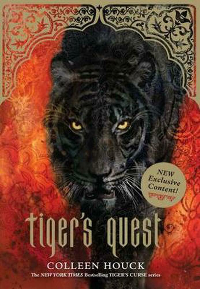 tiger 39 s quest book 2 in the tiger 39 s curse series by colleen houck paperback bo 1454903589 ebay. Black Bedroom Furniture Sets. Home Design Ideas