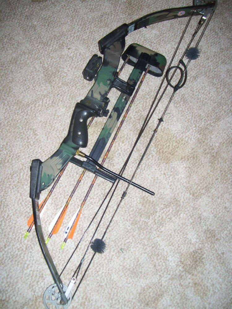 USED PSE FIRE-FLITE EXPRESS GAME SPORT SERIES RIGHT HAND