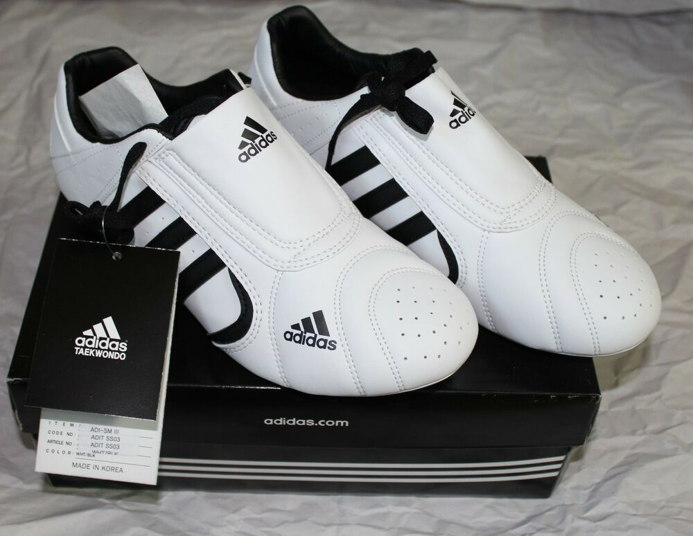 adidas sm3 taekwondo karate martial arts shoes fitness