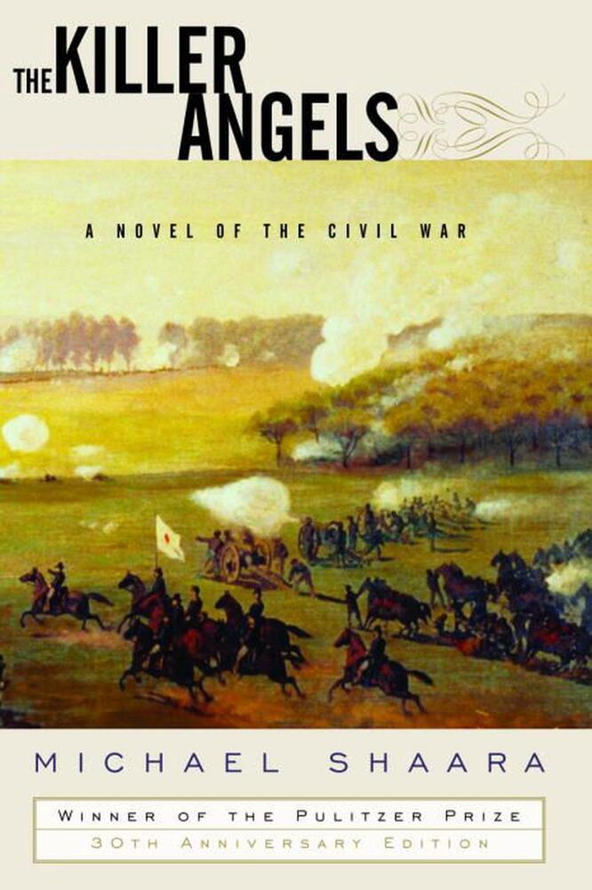 an analysis of the novel the killer angels by michael shaara Michael shaara, 'the killer angels after completing the killer angels, his second novel, mr shaara a retired director of research and analysis.
