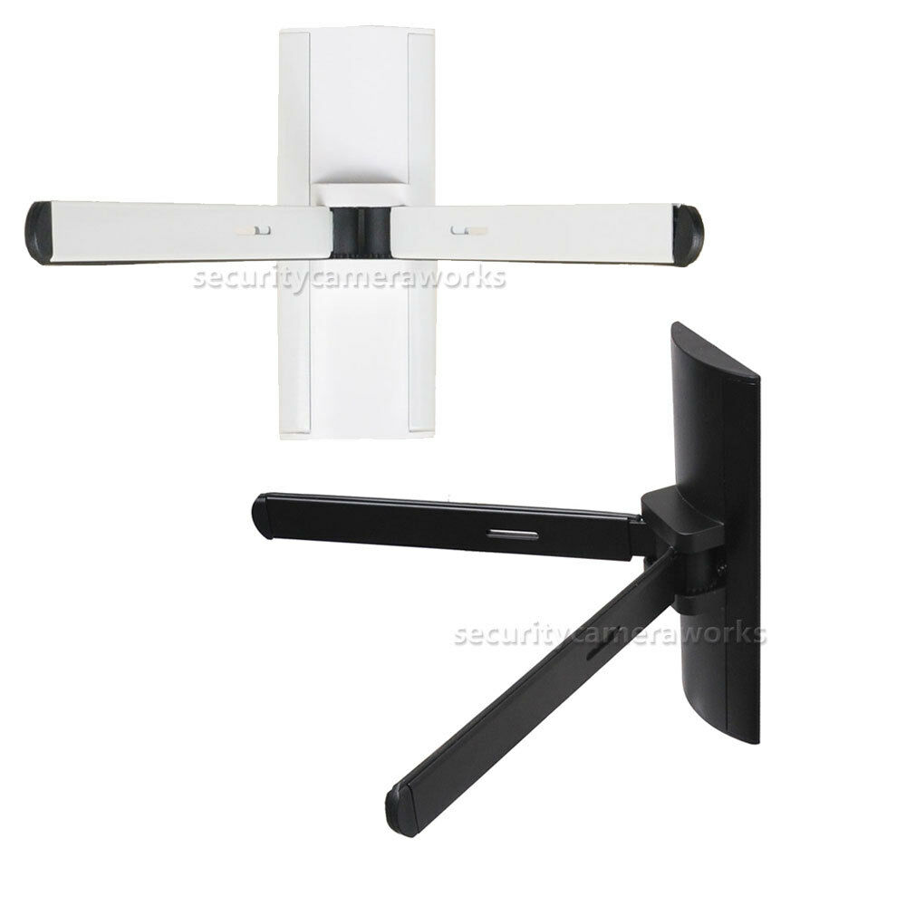 under led tv bracket cable box dvd wall mount dvr dds receiver shelf holder ddd ebay. Black Bedroom Furniture Sets. Home Design Ideas