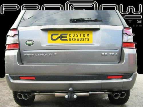 how to build a custom exhaust