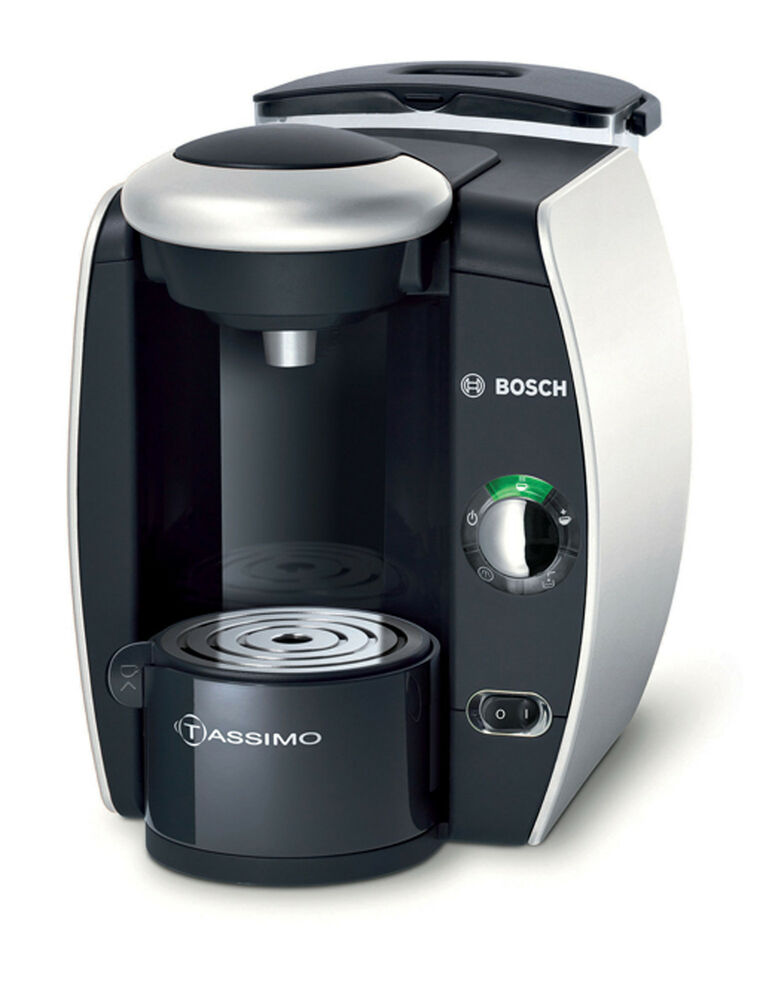 bosch tassimo t40 multi beverage machine espresso coffee maker tas4011gb 4242002467443 ebay. Black Bedroom Furniture Sets. Home Design Ideas
