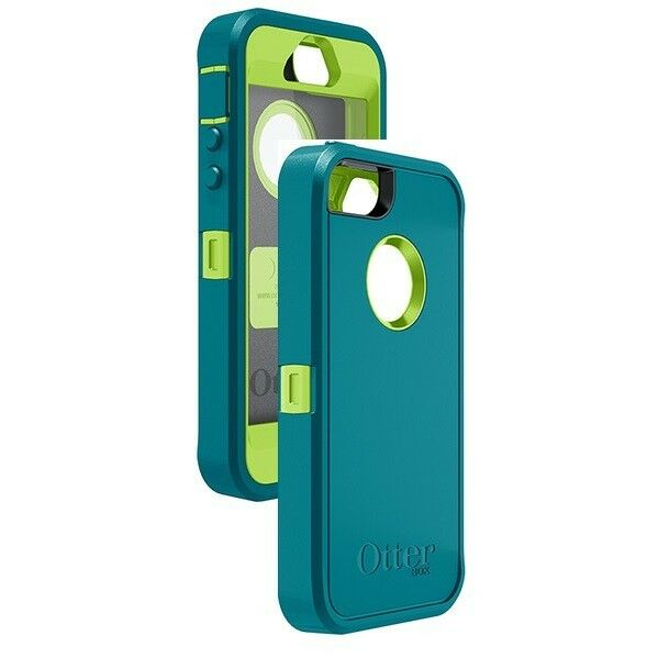 otter box iphone 5 aqua teal amp green otterbox defender for iphone 5 no 15793