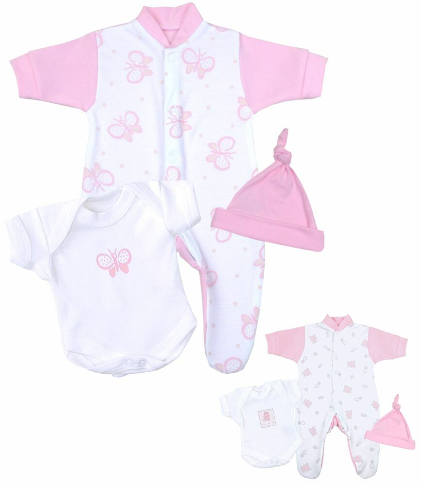 BabyPrem Premature Baby Girls Clothes Prem Preemie