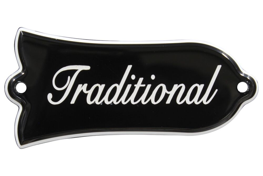 engraved traditional truss rod cover for gibson les paul ebay. Black Bedroom Furniture Sets. Home Design Ideas