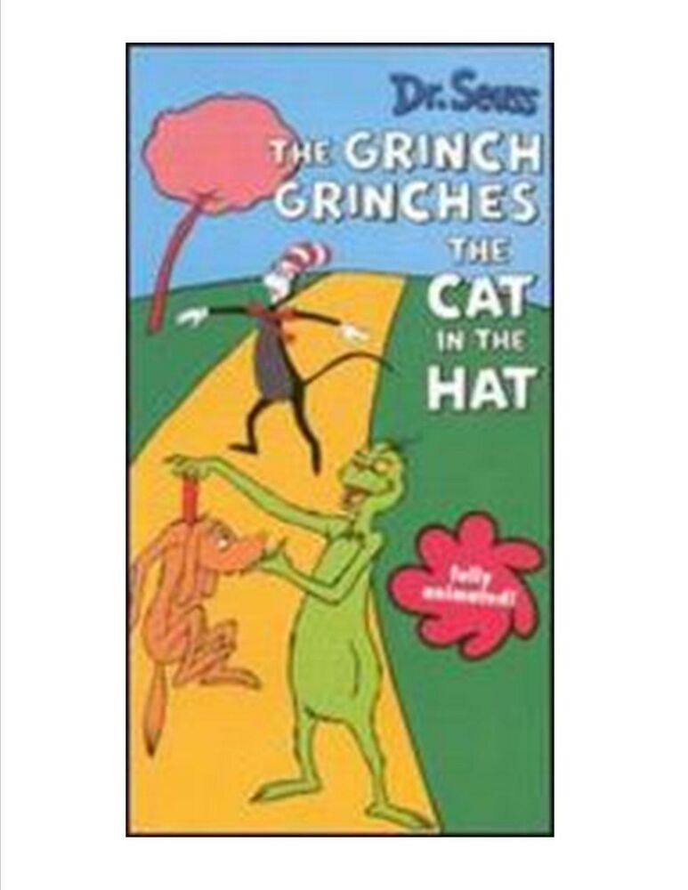 The Grinch Grinches The Cat In The Hat Sing Along