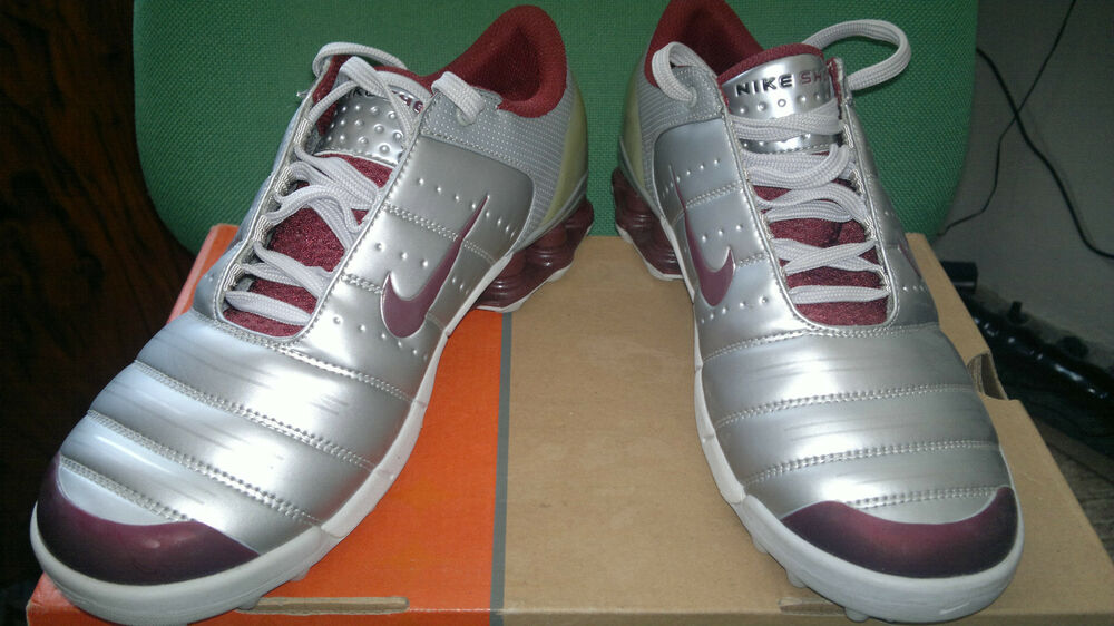 best service ddd1a 63294 ... official store rare nike secutor shox ii mercurial vapor total magia  ebay 25619 78092