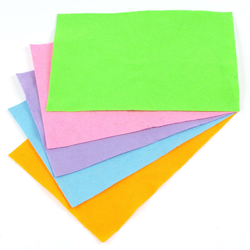 Craft Wool Felt Sheets