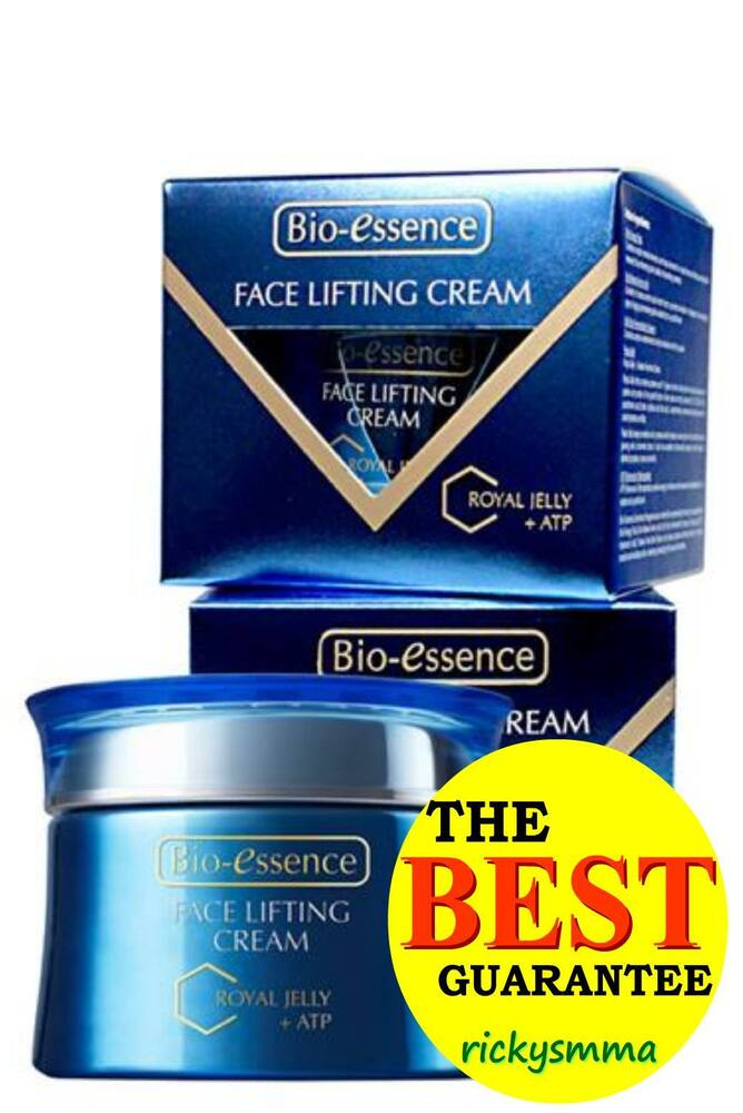 Bio Essence Face Lifting (V FACE) Cream with Royal Jelly ...