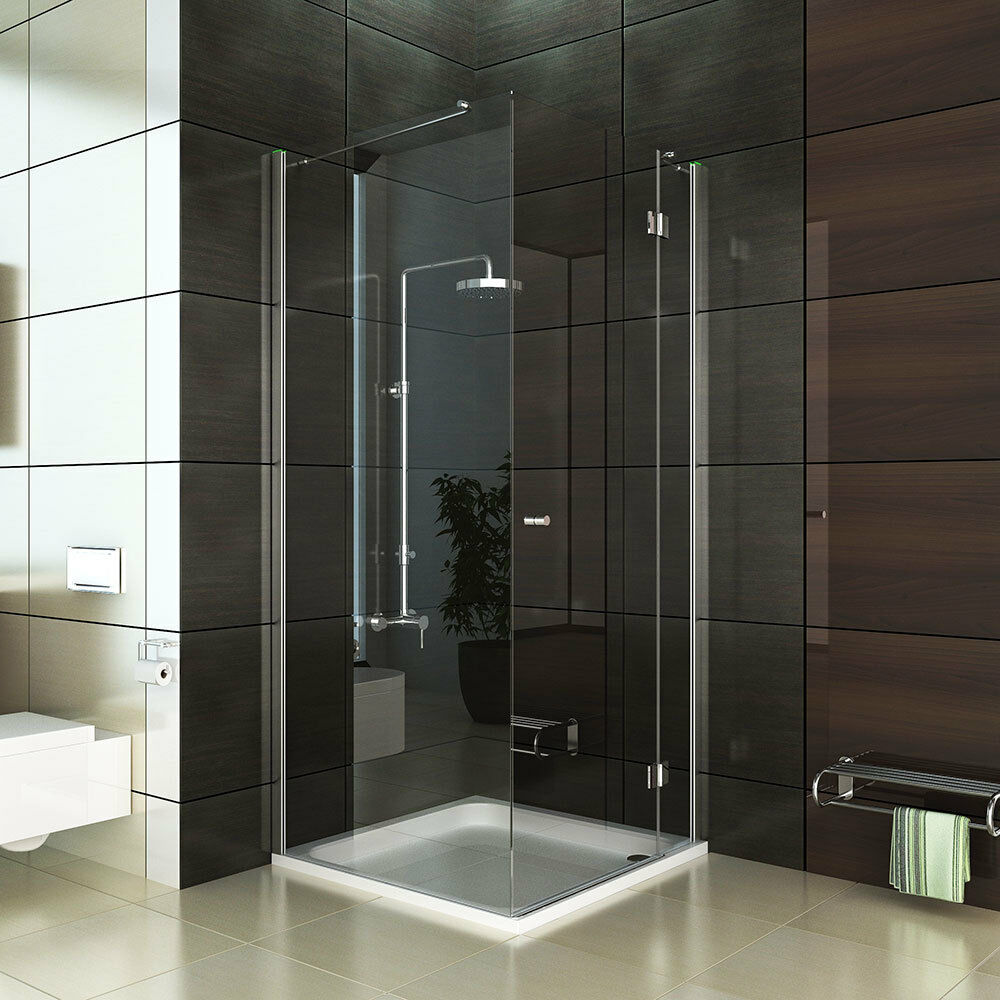 alpenberger duschkabine 90x90 duschabtrennung komplettdusche fertigdusche design ebay. Black Bedroom Furniture Sets. Home Design Ideas
