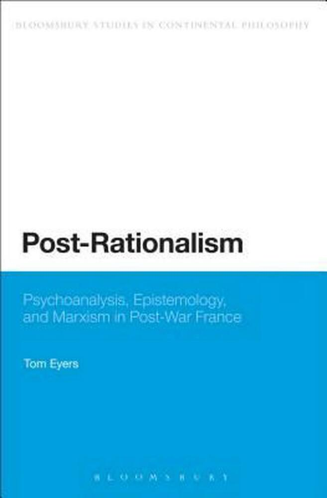 New Post Rationalism Psychoanalysis Epistemology and Marxism in Post ...: www.ebay.com/itm/like/111133184790
