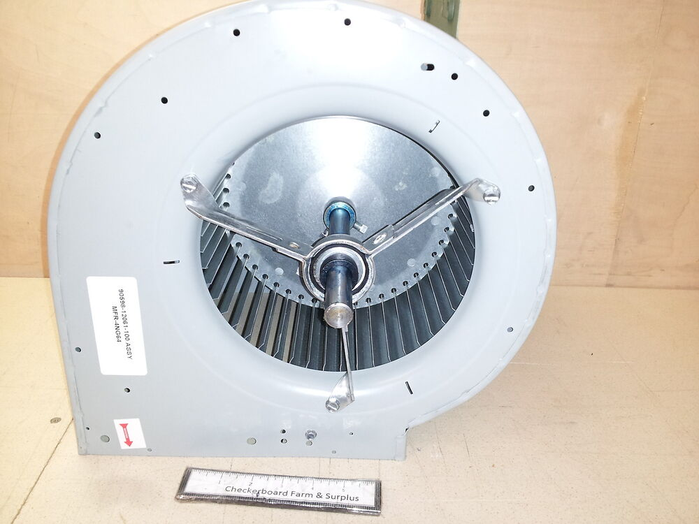 Squirrel Cage Fan : Nos keco large squirrel cage fan  an fps