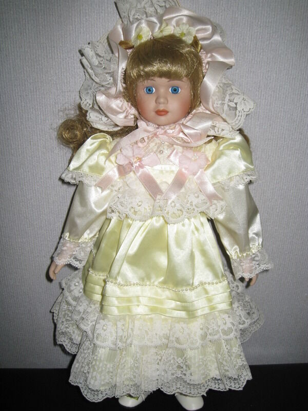 Collectible Porcelain Doll Values - Bing images
